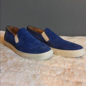 Comme Des Garçons x The Generic Man Blue Sneaker